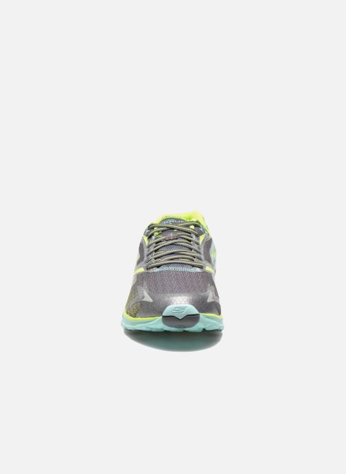 Sportschuhe Skechers Go Run 4 13995 grau schuhe getragen