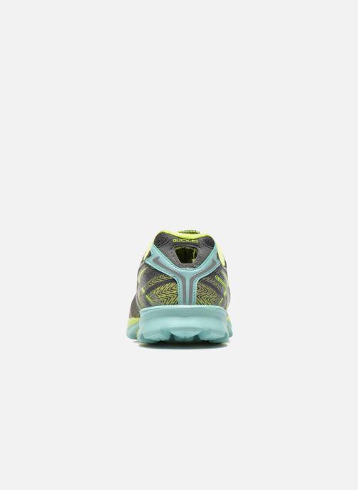 Zapatillas de deporte Skechers Go Run 4 13995 Gris vista lateral derecha