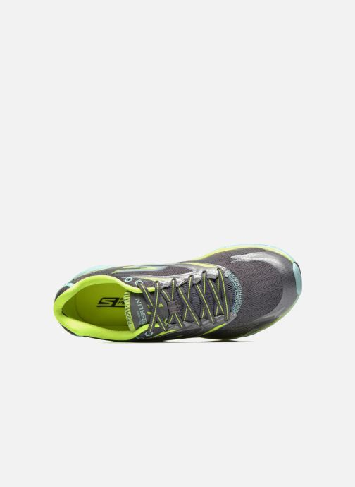 Sport shoes Skechers Go Run 4 13995 Grey view from the left