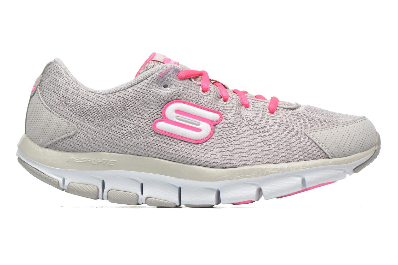 Sneakers Shape-Ups Liv 99999830 Grijs achterkant