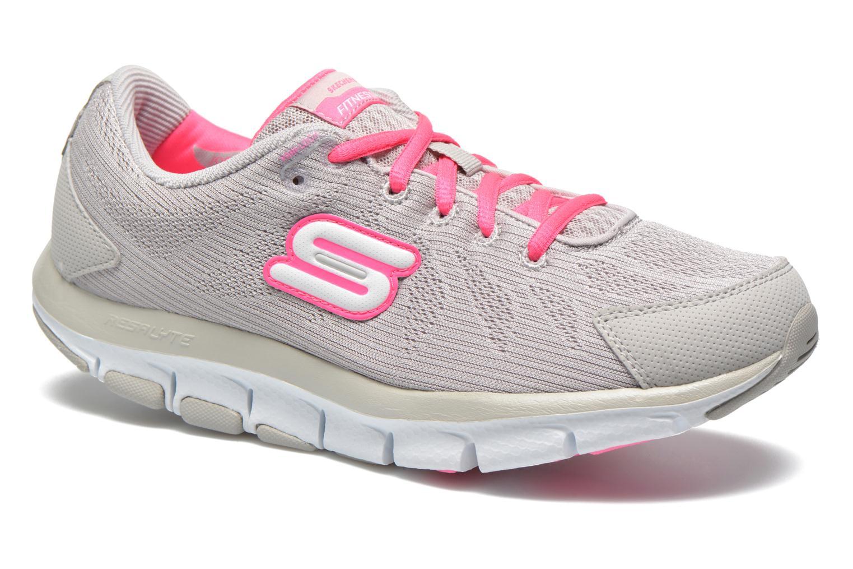 Sneakers Shape-Ups Liv 99999830 Grijs detail