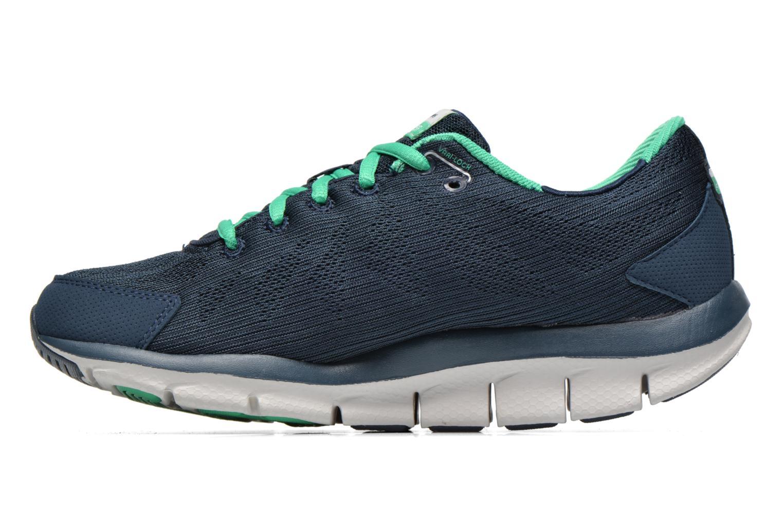 Sneakers Shape-Ups Liv 99999830 Blauw voorkant
