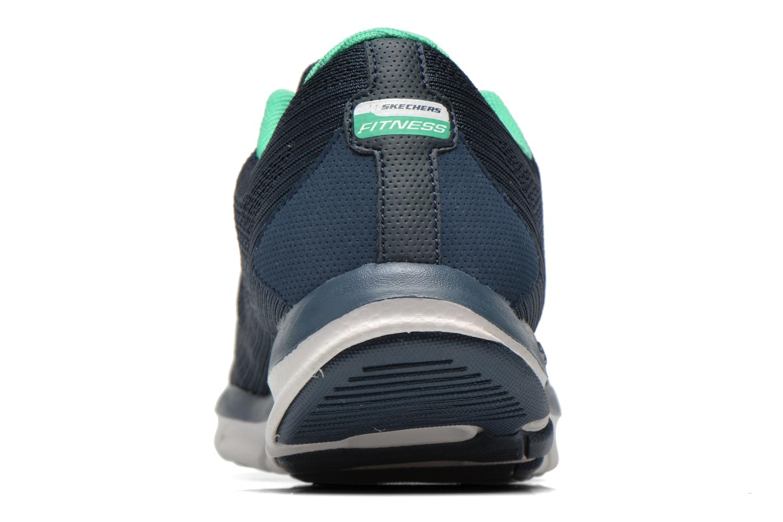Sneakers Shape-Ups Liv 99999830 Blauw rechts