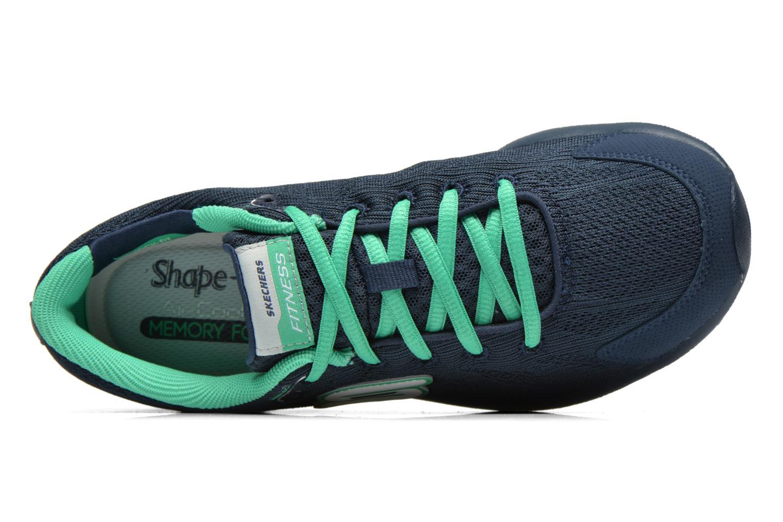 Sneakers Shape-Ups Liv 99999830 Blauw links