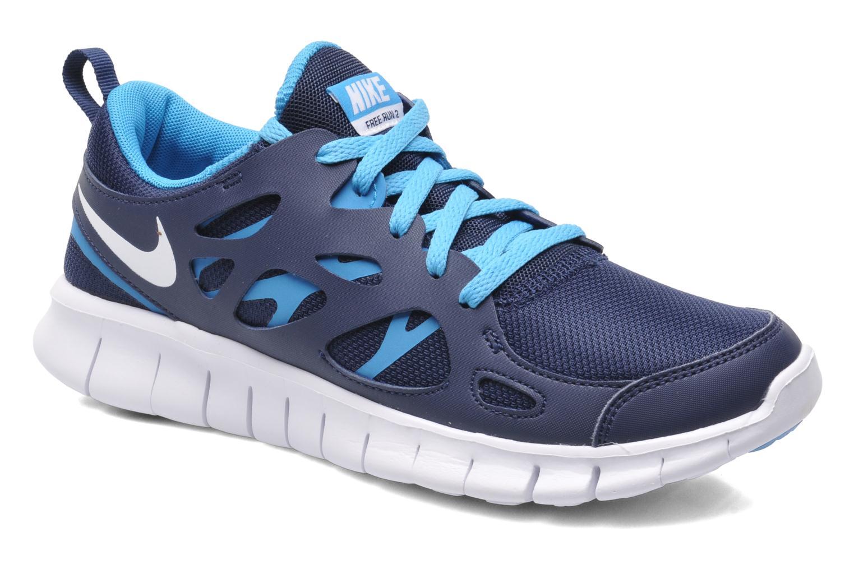 Nike NIKE Deportivas FREE RUN 2 (GS) (Azul) Deportivas NIKE chez Sarenza (219211) 6b2e0d
