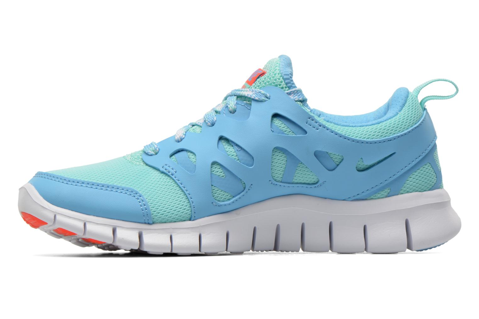 Sneakers Nike NIKE FREE RUN 2 (GS) Multicolore immagine frontale