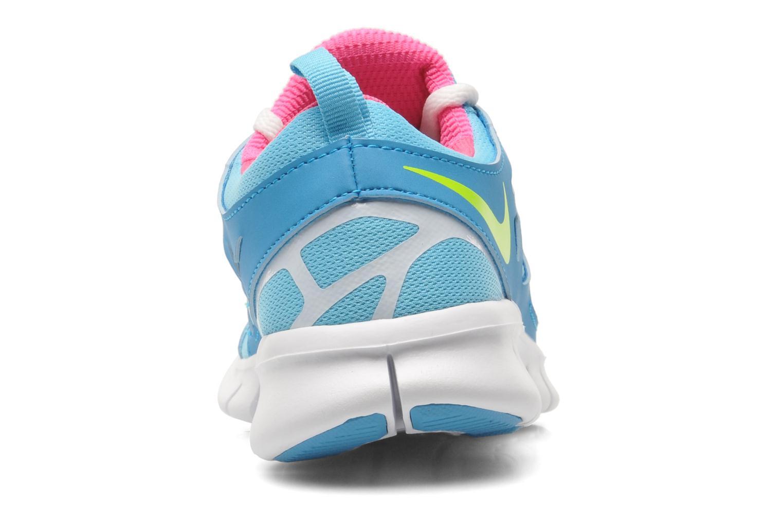 Sneakers Nike NIKE FREE RUN 2 (GS) Azzurro immagine destra
