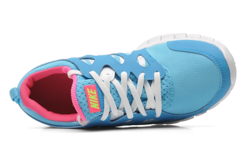Sneakers Nike NIKE FREE RUN 2 (GS) Azzurro immagine sinistra
