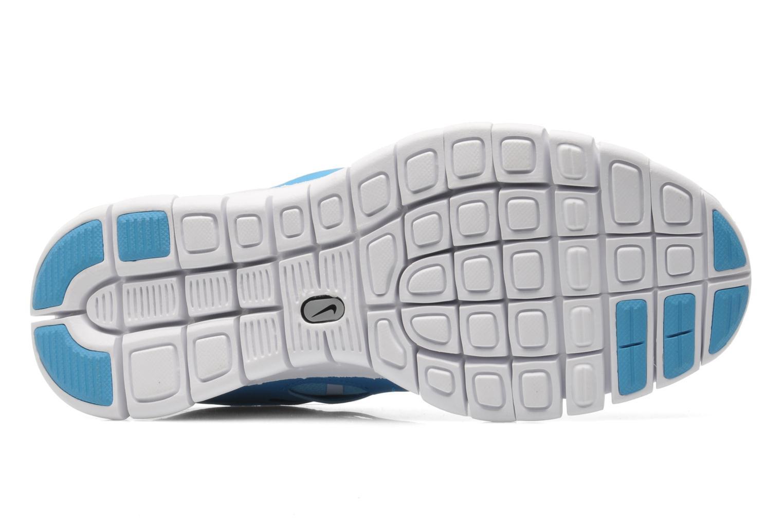Sneakers Nike NIKE FREE RUN 2 (GS) Azzurro immagine dall'alto