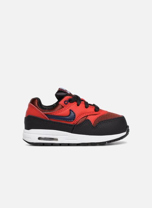 Trainers Nike AIR MAX 1 (TD) Red back view