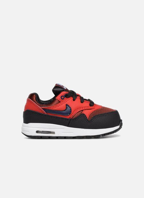 Baskets Nike AIR MAX 1 (TD) Rouge vue derrière