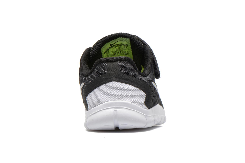 Baskets Nike Nike Free 5 (Tdv) Noir vue droite