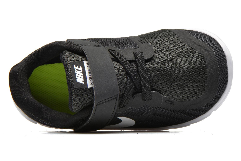 Baskets Nike Nike Free 5 (Tdv) Noir vue gauche