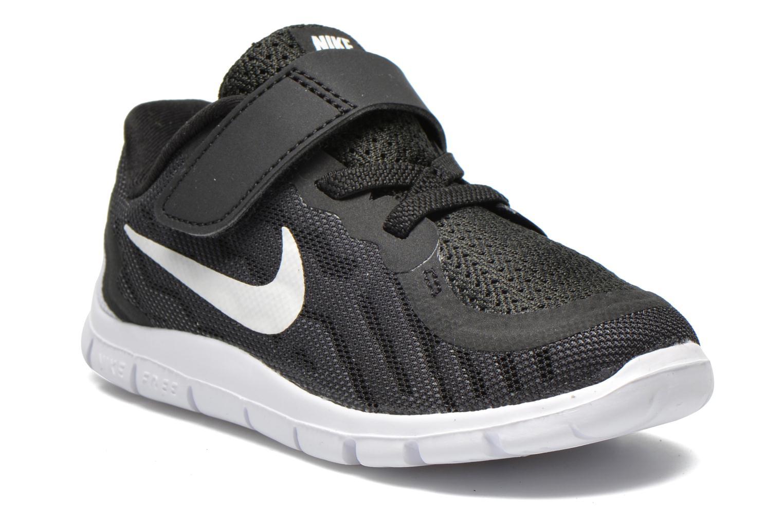 Baskets Nike Nike Free 5 (Tdv) Noir vue détail/paire