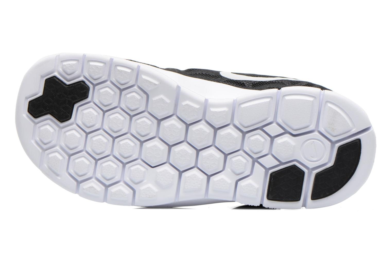 Trainers Nike NIKE FREE 5 (PSV) Black view from above