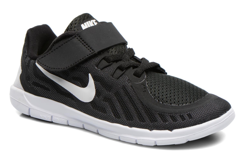 Trainers Nike NIKE FREE 5 (PSV) Black detailed view/ Pair view