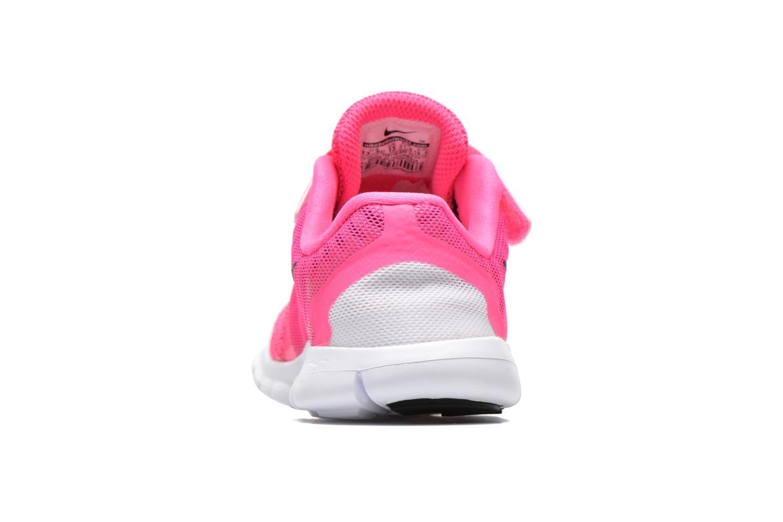 Baskets Nike NIKE FREE 5 (PSV) Rose vue droite