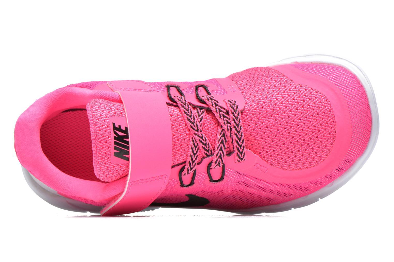 Baskets Nike NIKE FREE 5 (PSV) Rose vue gauche