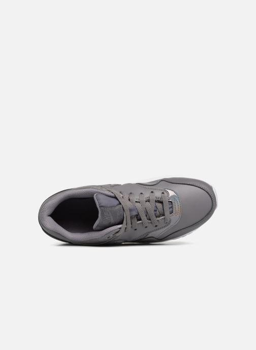 Sneakers Nike AIR MAX 1 (GS) Grijs links
