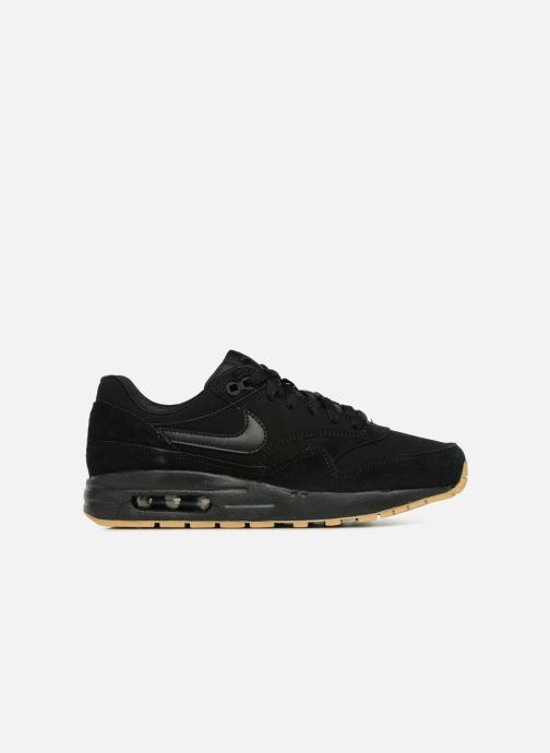 Sneaker Nike AIR MAX 1 (GS) schwarz ansicht von hinten