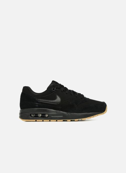 Sneakers Nike AIR MAX 1 (GS) Zwart achterkant