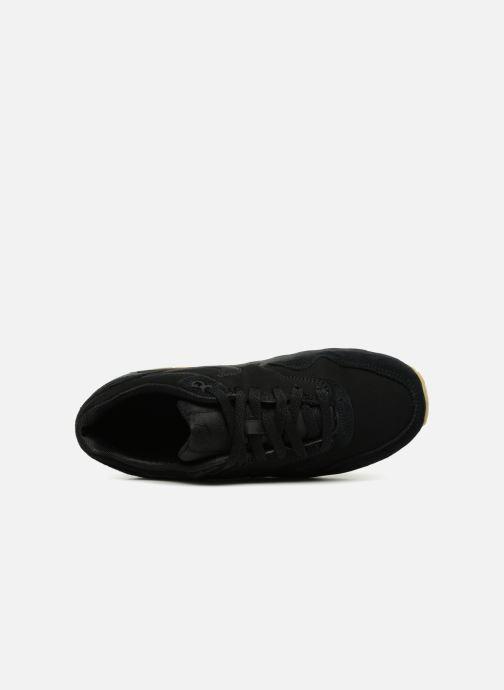 Sneaker Nike AIR MAX 1 (GS) schwarz ansicht von links