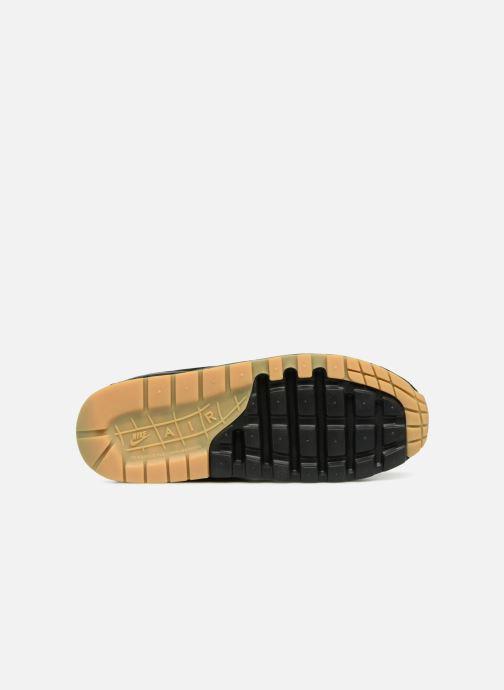 Sneaker Nike AIR MAX 1 (GS) schwarz ansicht von oben