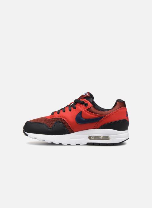 Sneakers Nike AIR MAX 1 (GS) Rood voorkant