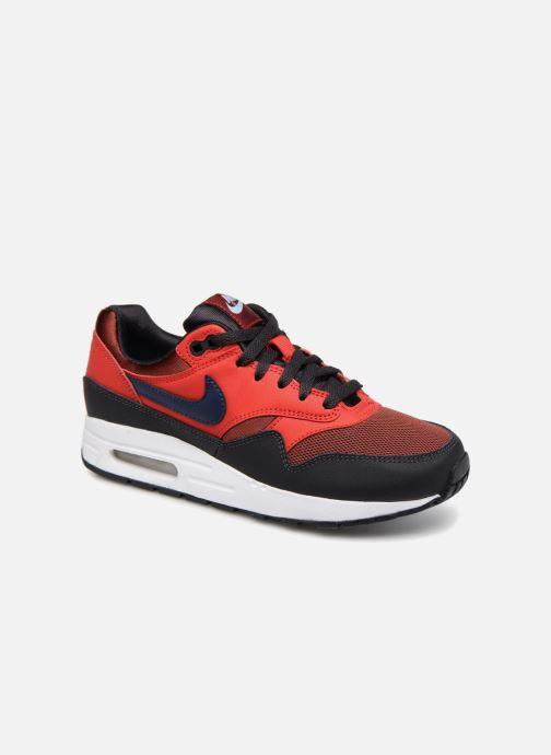 Sneakers Nike AIR MAX 1 (GS) Rood detail