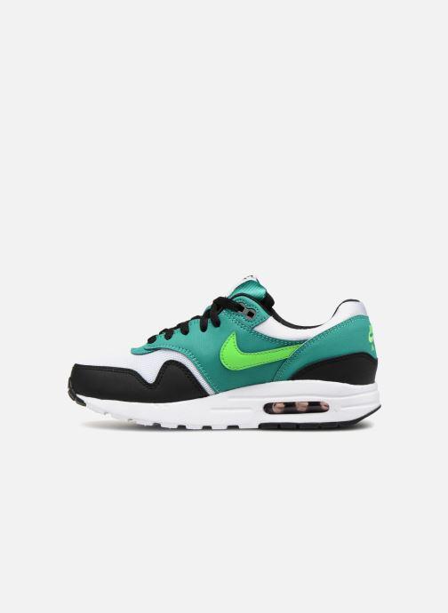 Sneakers Nike AIR MAX 1 (GS) Groen voorkant
