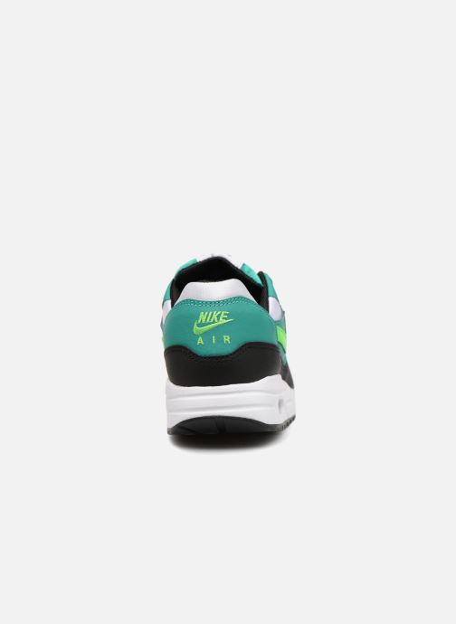 Trainers Nike AIR MAX 1 (GS) Green view from the right