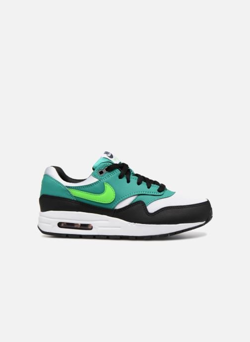 Trainers Nike AIR MAX 1 (GS) Green back view