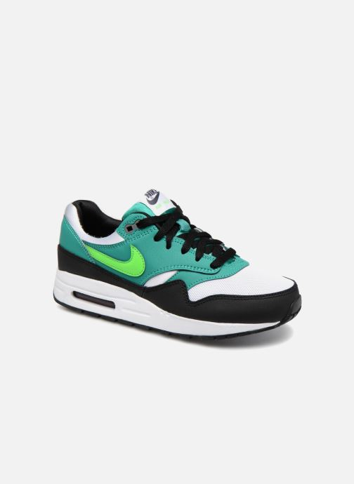 Trainers Nike AIR MAX 1 (GS) Green detailed view/ Pair view