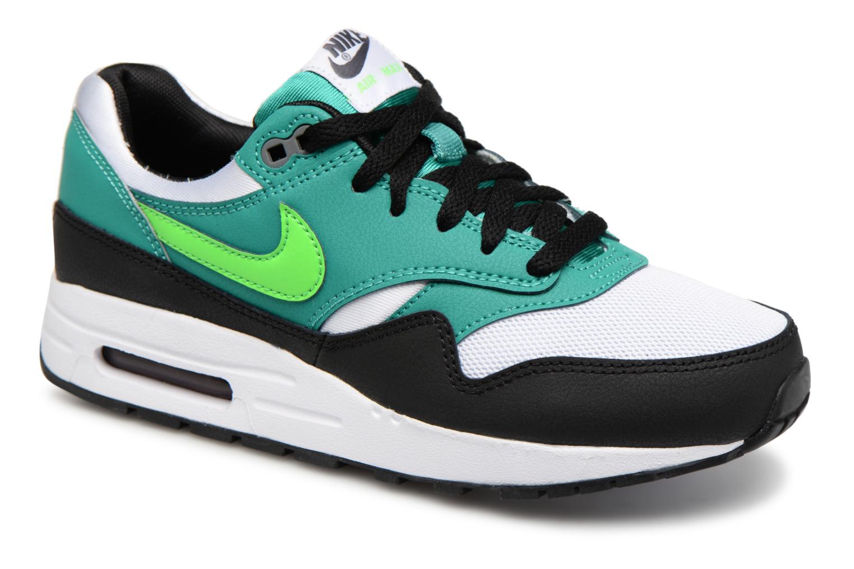 4783393be46 canada sneakers nike air max 1 gs grøn detaljeret billede af skoene 8b928  62c15