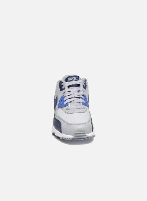 Nike NIKE AIR MAX 90 MESH (GS) (Blauw) Sneakers chez
