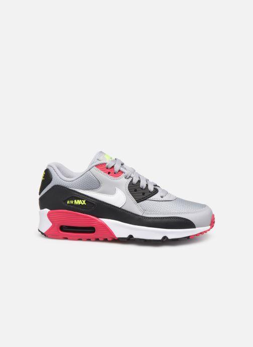 Sneakers Nike NIKE AIR MAX 90 MESH (GS) Grigio immagine posteriore