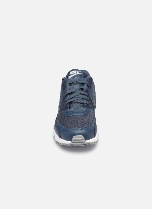 Sneakers Nike NIKE AIR MAX 90 MESH (GS) Blauw model