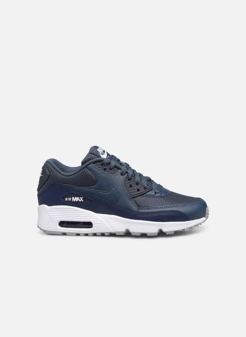 Sneakers Nike NIKE AIR MAX 90 MESH (GS) Blauw achterkant