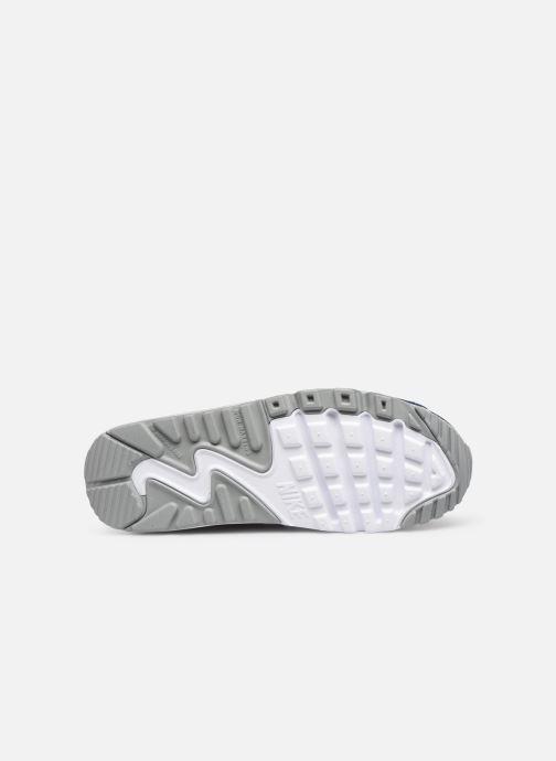 Nike NIKE AIR MAX 90 MESH (GS) Sneakers 1 Blå hos Sarenza