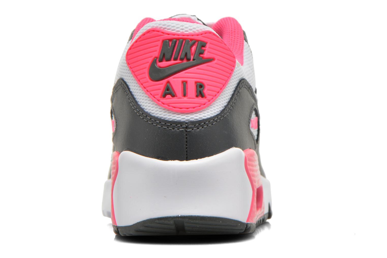 Baskets Nike NIKE AIR MAX 90 MESH (GS) Blanc vue droite