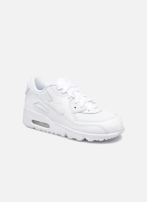 Nike NIKE AIR MAX 90 MESH (PS) (Blanc) Baskets chez
