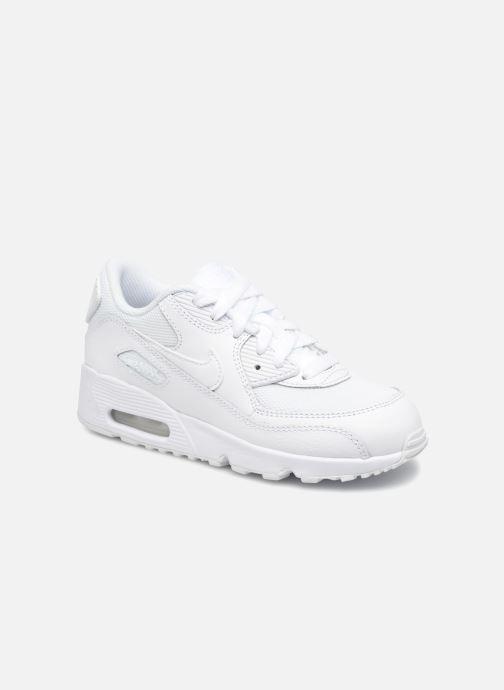 best service f2c15 162c6 Sneaker Nike NIKE AIR MAX 90 MESH (PS) weiß detaillierte ansicht/modell