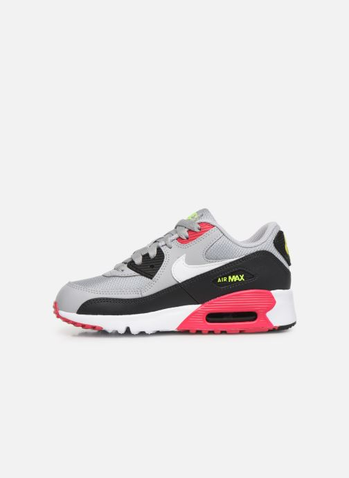 Sneakers Nike NIKE AIR MAX 90 MESH (PS) Grigio immagine frontale