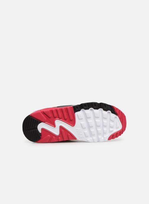 Deportivas Nike NIKE AIR MAX 90 MESH (PS) Gris vista de arriba