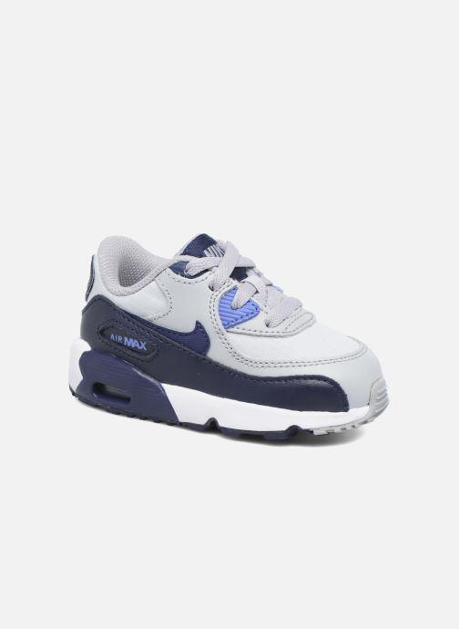 Nike NIKE AIR MAX 90 MESH (TD) (Grå) Sneakers på Sarenza