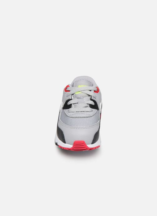 Sneakers Nike NIKE AIR MAX 90 MESH (TD) Grijs model