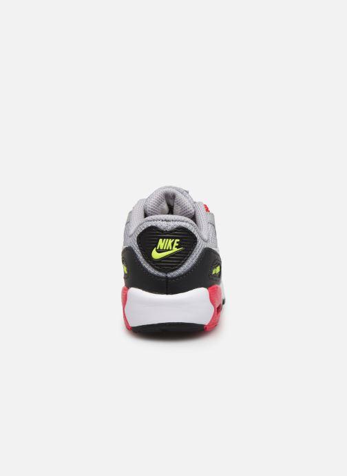 Sneakers Nike NIKE AIR MAX 90 MESH (TD) Grijs rechts