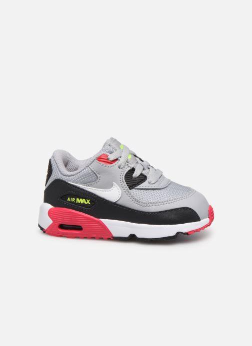 Sneaker Nike NIKE AIR MAX 90 MESH (TD) grau ansicht von hinten