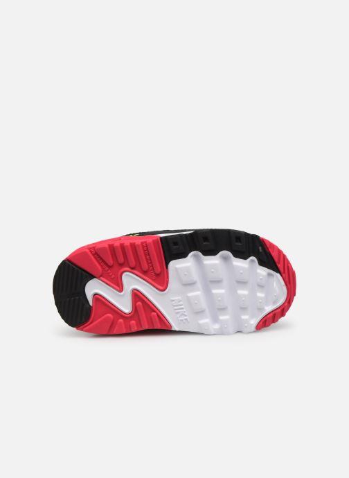 Sneaker Nike NIKE AIR MAX 90 MESH (TD) grau ansicht von oben
