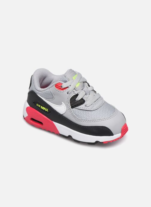 competitive price c7a4a a7e70 Trainers Nike NIKE AIR MAX 90 MESH (TD) Grey detailed view  Pair view